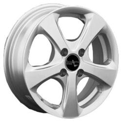 Автомобильный диск Литой LegeArtis KI68 5,5x14 4/100 ET 46 DIA 54,1 Sil