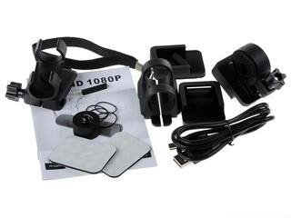 Экшн видеокамера EXE HD DC1002K черный