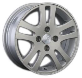 Автомобильный диск литой Replay CI40 6x15 4/108 ET 23 DIA 65,1 Sil