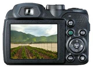 Цифровая камера GE X500  (16 MPix 15xZoom SDHC 4xAA LCD)