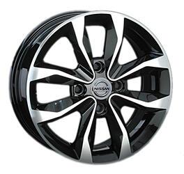 Автомобильный диск Литой Replay NS94 5,5x15 4/100 ET 45 DIA 60,1 BKF