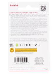 Карта памяти SanDisk Ultra SDSDQL-032G microSDHC 32 Гб