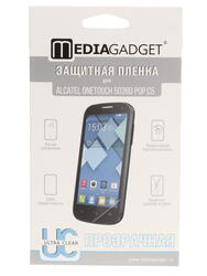 "4.5""  Пленка защитная для смартфона Alcatel OneTouch 5036D POP C5"