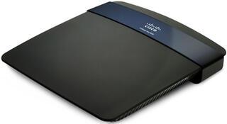 Маршрутизатор Linksys EA3500-EE 4x10/100/1000 Base-TX + 802.11n (300+450Mbit/s) + 1xWAN + 1xUSB2.0, 3х3 MIMO, двухдиапаз