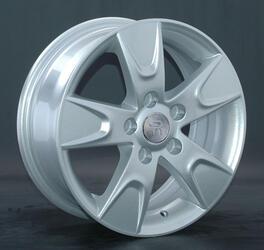 Автомобильный диск литой Replay VV110 6x15 5/112 ET 47 DIA 57,1 Sil