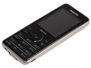 Сотовый телефон Philips Xenium X1560 черный