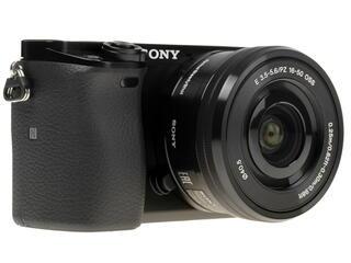 Камера со сменной оптикой Sony Alpha ILCE-6000LB Kit 16-50mm