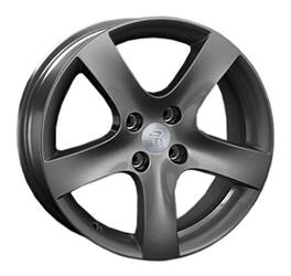 Автомобильный диск литой Replay PG17 6x15 4/108 ET 43 DIA 57,1 GM