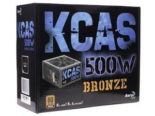 Блок питания Aerocool KCAS 500W  [KCAS-500W]