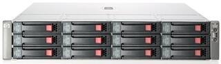 415900-421 Сервер ProLiant DL320s X2.4-4MB Dual Core 1GB 2U (X3060DC/4Mb/1x1024mb/P400wBBWC(256Mb/RAID6/5/1/0)/no LFF HDD(12)/no CD&FDD/iLO2 std/2xGigEth/2xRPS)