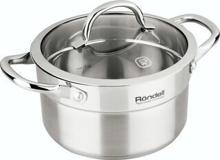 Кастрюля Rondell Creative RDS-387 серебристый
