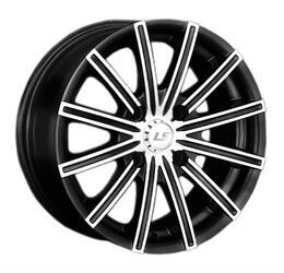 Автомобильный диск литой LS 312 6x14 4/100 ET 40 DIA 73,1 BKF