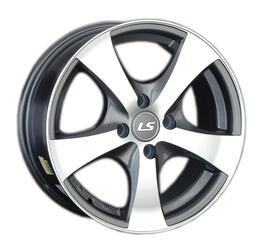 Автомобильный диск Литой LS 324 6x14 4/98 ET 35 DIA 58,6 White
