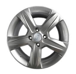 Автомобильный диск литой Replay HND119 6x15 4/100 ET 48 DIA 54,1 Sil