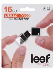 Память USB Flash Leef Ice 16 Гб