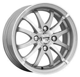 Автомобильный диск литой iFree Аврора 5,5x13 4/98 ET 35 DIA 58,5 Айс