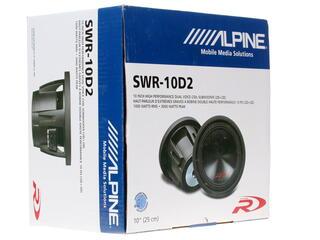 Сабвуферный динамик Alpine SWR-10D2