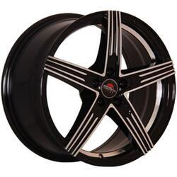 Автомобильный диск Литой Yokatta MODEL-29 7x18 5/114,3 ET 50 DIA 64,1 BKFPSI