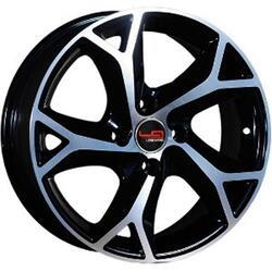 Автомобильный диск Литой LegeArtis MI59 6,5x16 5/114,3 ET 38 DIA 67,1 BKF