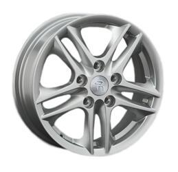 Автомобильный диск Литой Replay Ki14 5,5x15 5/114,3 ET 41 DIA 67,1 Sil