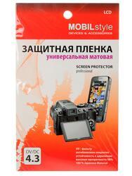 """4.3""""  Пленка защитная для смартфона универсальная"""