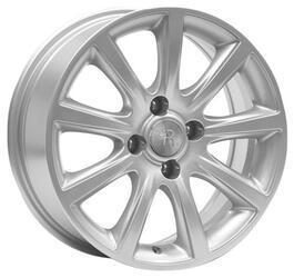 Автомобильный диск литой Replay CI35 6,5x16 4/108 ET 29 DIA 65,1 Sil