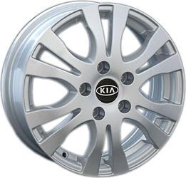 Автомобильный диск Литой Replay KI70 5,5x15 5/114,3 ET 41 DIA 67,1 Sil