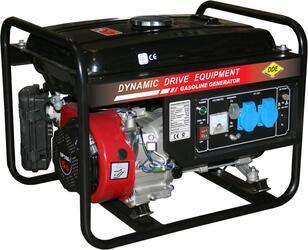 Бензиновый электрогенератор DDE GG2700