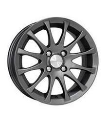 Автомобильный диск Литой K&K Ореол 6x14 4/98 ET 35 DIA 58,6 графит