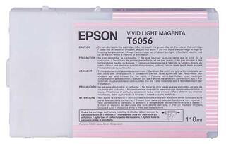 Картридж струйный Epson T6056