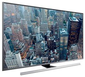 "40"" (101 см)  LED-телевизор Samsung UE40JU7000 металлик"