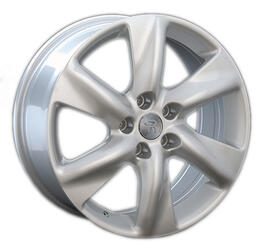 Автомобильный диск литой Replay FD79 8x18 5/114,3 ET 40 DIA 63,3 Sil