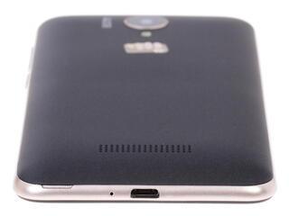 "4.7"" Смартфон Micromax Canvas Q380 Spark 8 Гб черный"