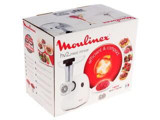Мясорубка Moulinex ME208139 белый