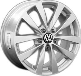 Автомобильный диск литой Replay VV26 8x18 5/105 ET 42 DIA 56,6 Sil