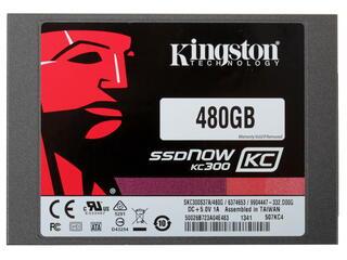 """Твердотельный накопитель SSD 2.5"""" SATA-3 480Gb Kingston KC300"""