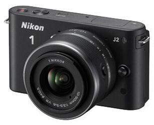 Системная камера Nikon 1 J2 Kit 10-30mm VR Black
