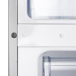 Холодильник с морозильником BOSCH KGV 36VL13 R  серебристый