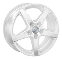 Автомобильный диск литой Replay FD36 6,5x16 5/108 ET 50 DIA 63,3 White