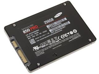256 Гб SSD-накопитель Samsung 850 Pro [MZ-7KE256BW]