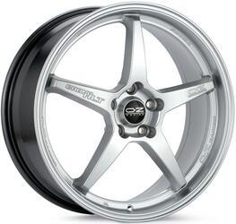 Автомобильный диск Литой OZ Racing Crono HLT 8,5x19 5/120 ET 40 DIA 79 Crystal Titanium
