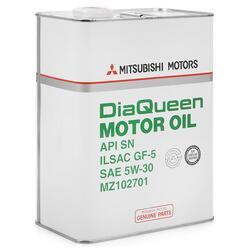 Моторное масло MMC (Orig.Japan) DQ 5W30 MZ102701