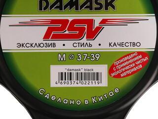 Оплетка на руль PSV DAMASK черный