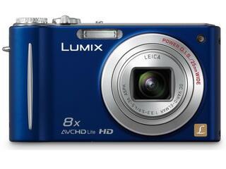 Цифровая камера Panasonic Lumix DMC-ZX3K Blue