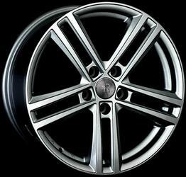 Автомобильный диск литой Replay SK67 7,5x17 5/112 ET 45 DIA 57,1 Sil