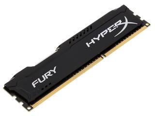 Оперативная память Kingston HyperX FURY Black Series [HX318C10FB/4] 4 ГБ
