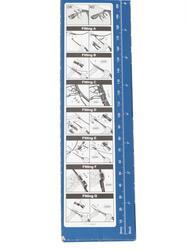 Щетка стеклоочистителя Denso WB-Flat Blade DF-017