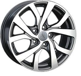 Автомобильный диск литой Replay MI57 6,5x17 5/114,3 ET 38 DIA 67,1 GMF