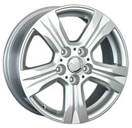 Автомобильный диск литой Replay LF13 6,5x16 5/114,3 ET 45 DIA 60,1 Sil