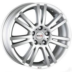 Автомобильный диск Литой MAK Fiorano 7,5x17 5/114,3 ET 47 DIA 56,1 Hyper Silver